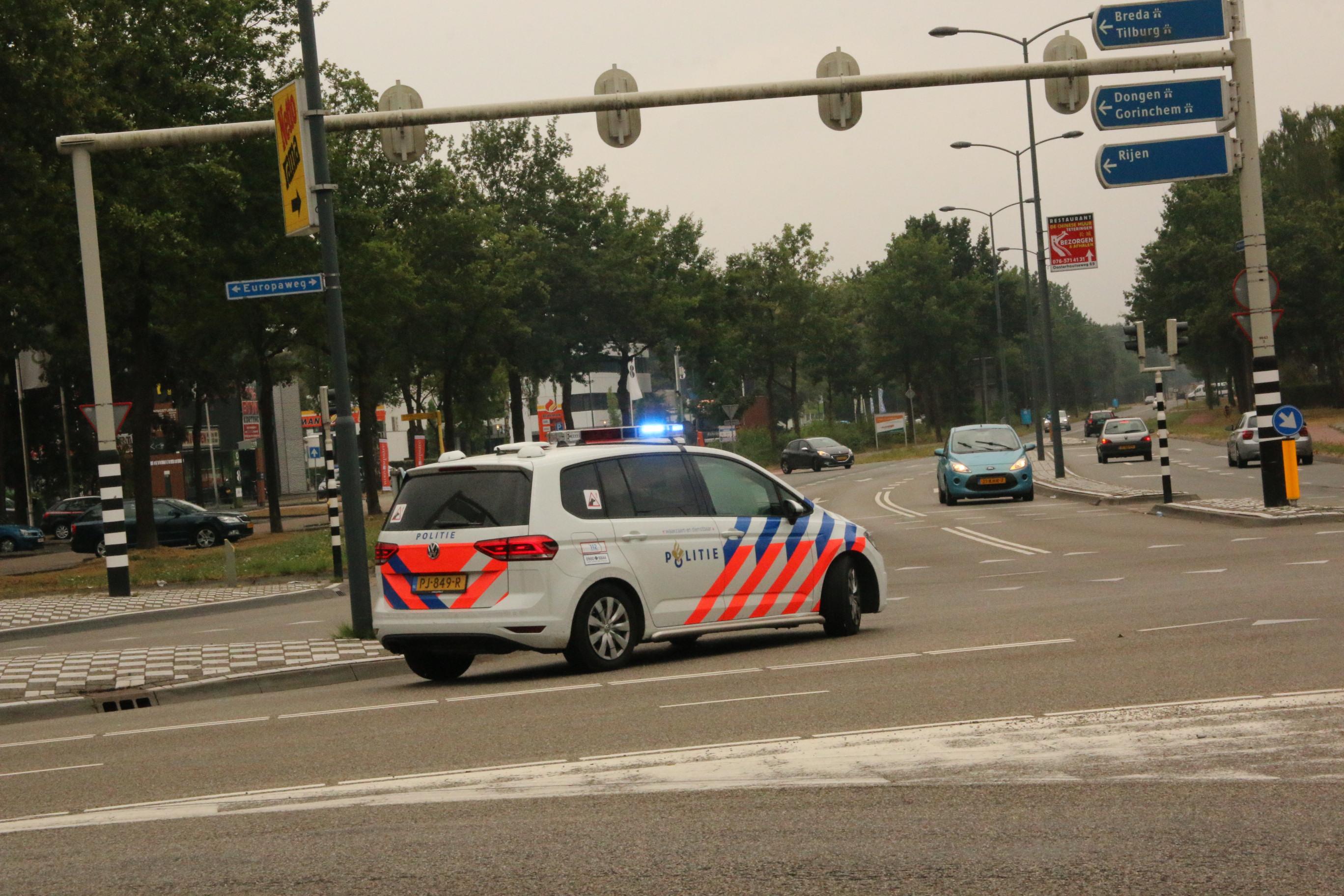 Twee mannen aangehouden na schietincident in Leeuwarden