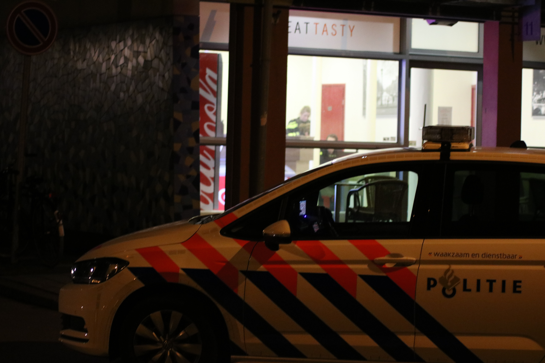 Overval gepleegd op een cafetaria in Groningen