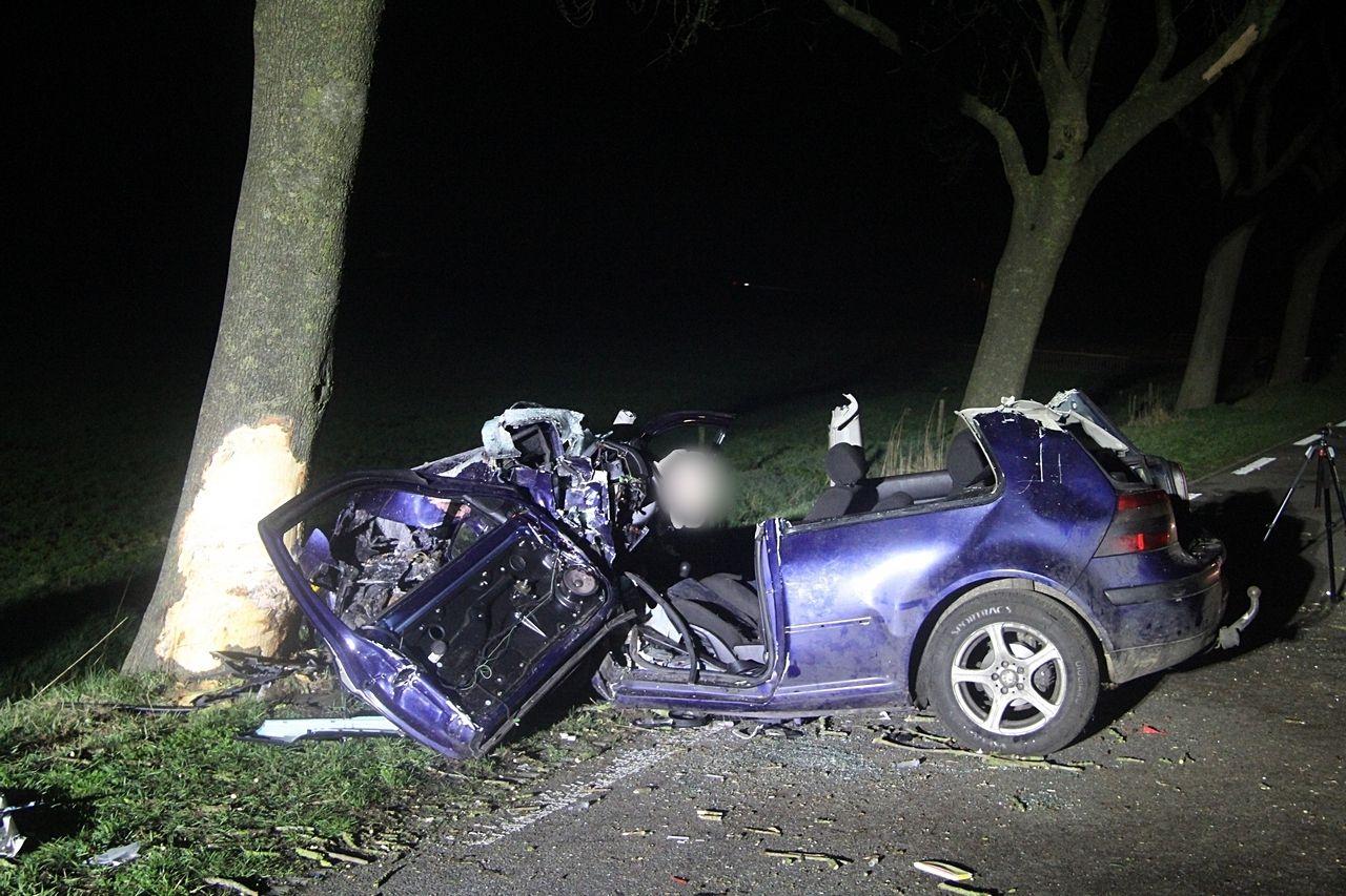 Ernstige ongeval op de Ossenzijlerweg