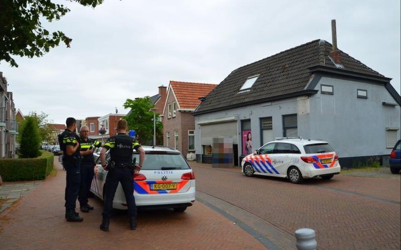 Melding overval tabakswinkel Winschoten blijkt loos alarm