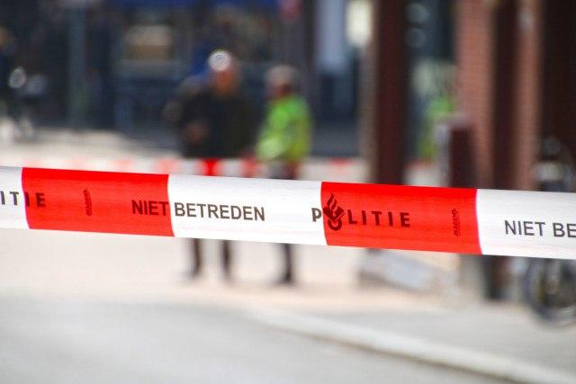 Uitslaande woningbrand aan de Radijsstraat in de Stad
