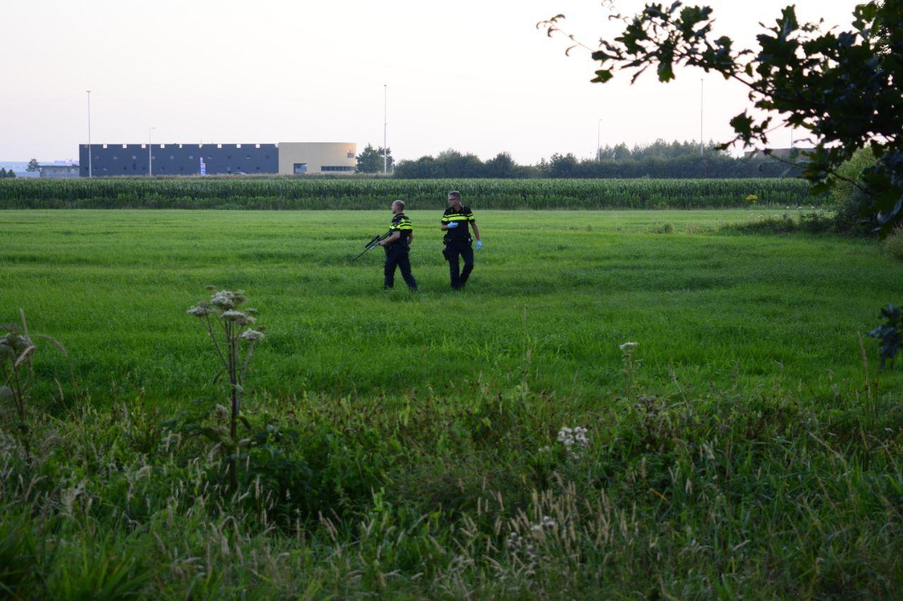 Politie in touw na ontsnapte koe bij Ureterp