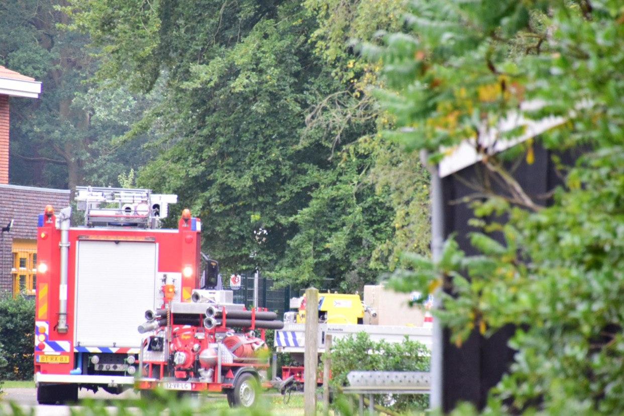 Een persoon aangehouden na kleine brand in een behandelcentrum de Woodbrookers