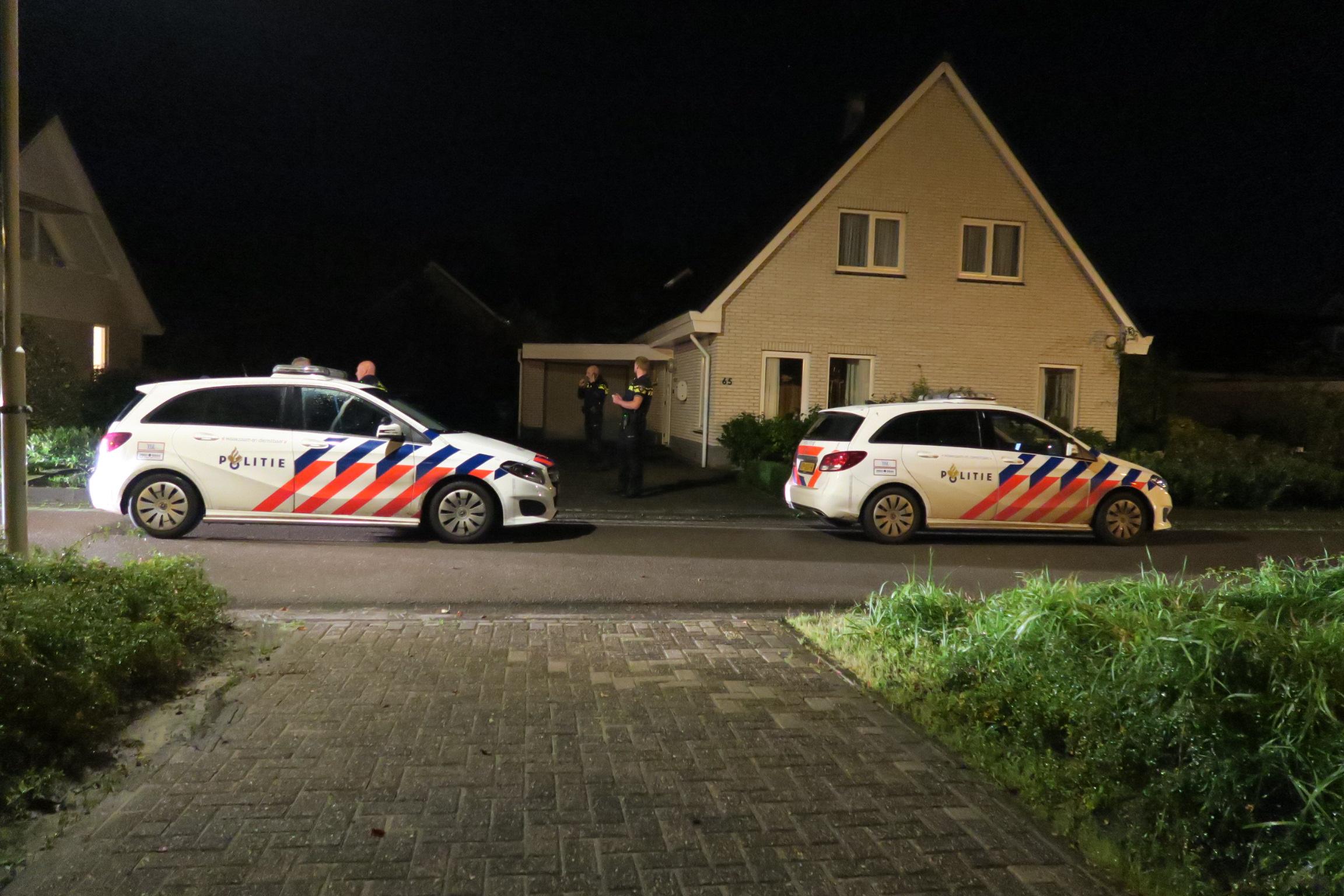 93 jarige inwoonster werdt maandagavond overvallen in haar woning aan de korenmolen in Drachten