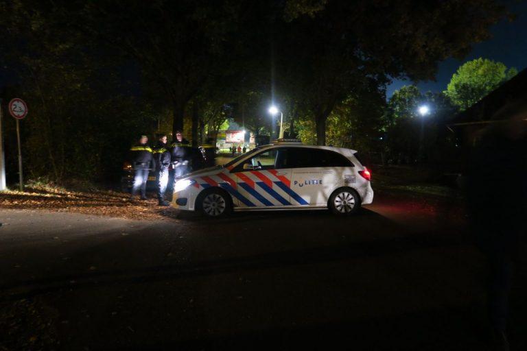 Video Ongeregeldheden bij de bekerwedstrijd tussen Harkemase Boys en Fc Groningen