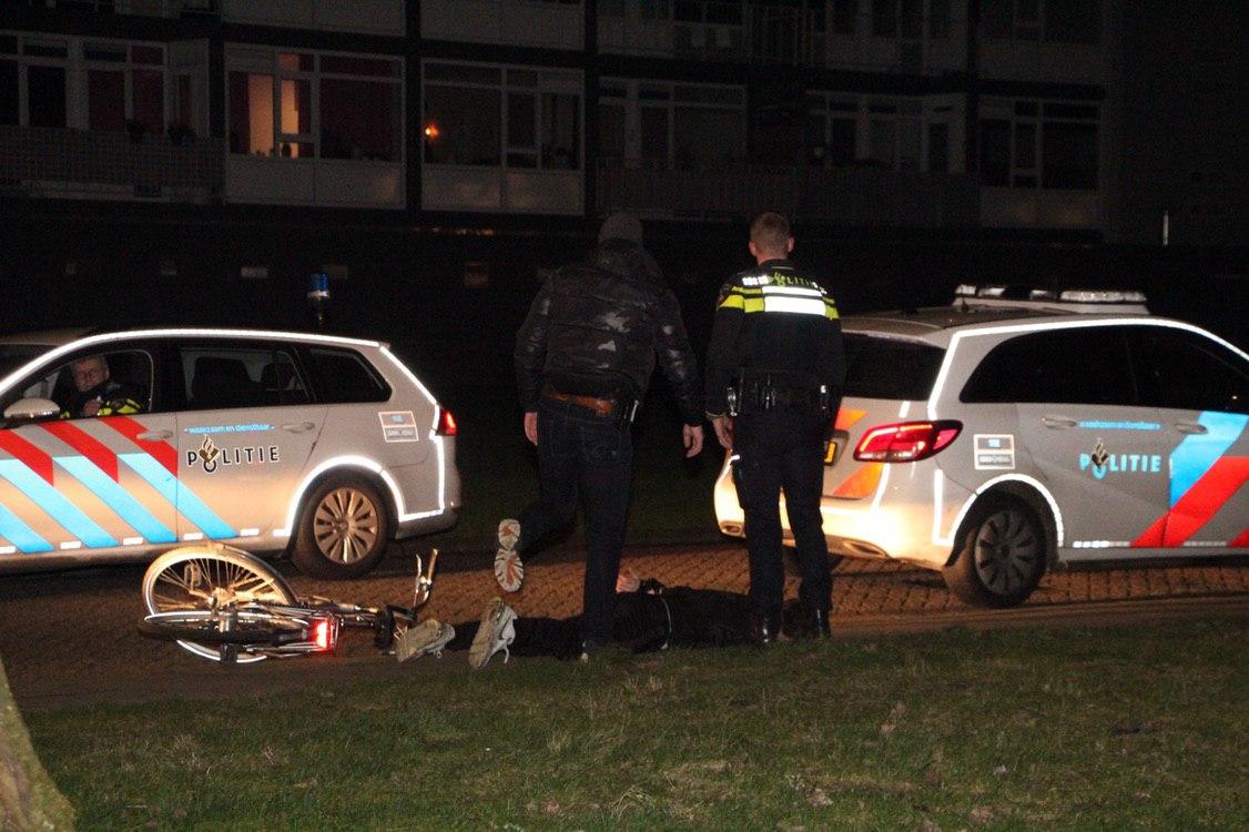 Twee jongens 15 en 16 zijn opgepakt door de politie na poging brandstichting in de wieken in Drachten