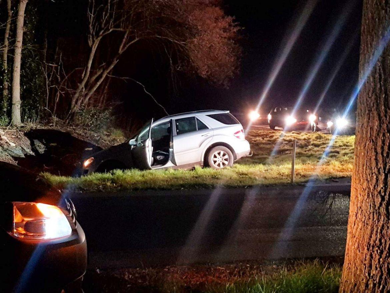 Eén persoon gewond bij een aanrijding in Oudehorne