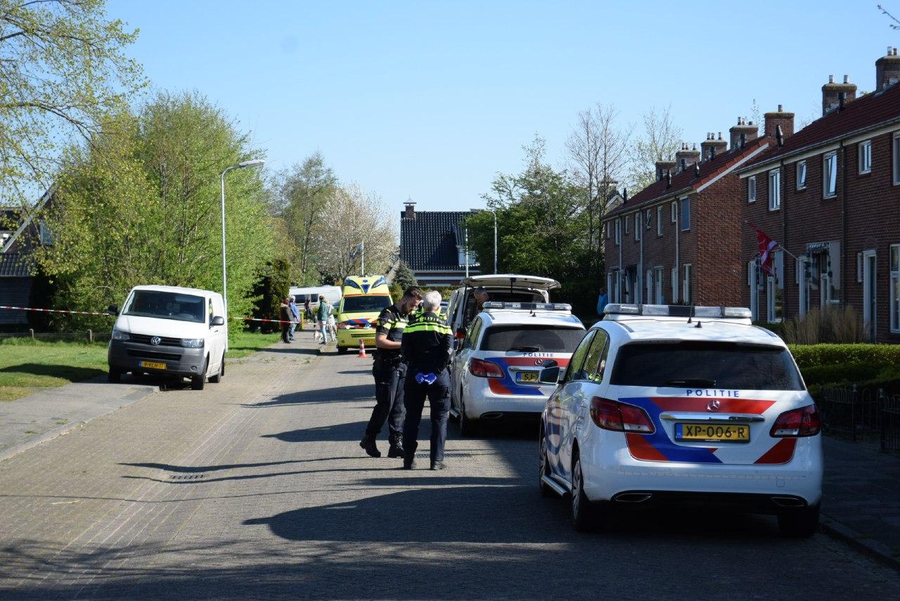 Twee verdachten overvallen een woning in De Westereen
