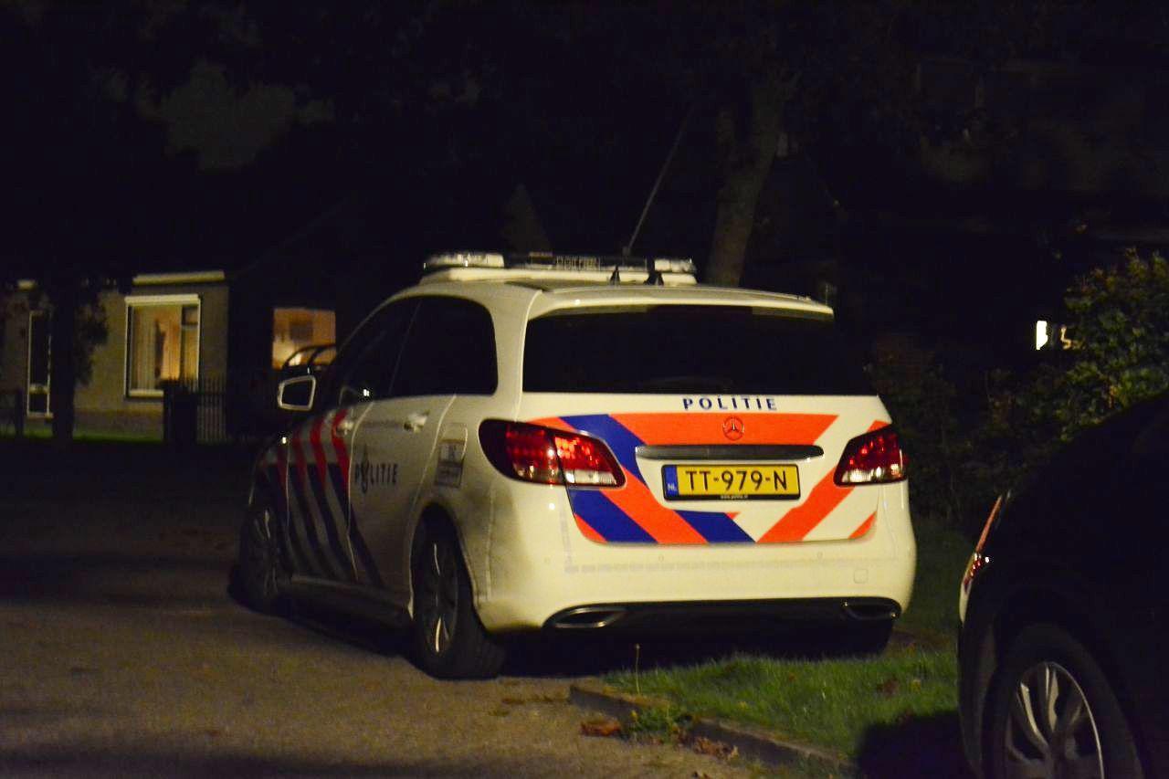Politie onderzoekt poging woningoverval in Drachten