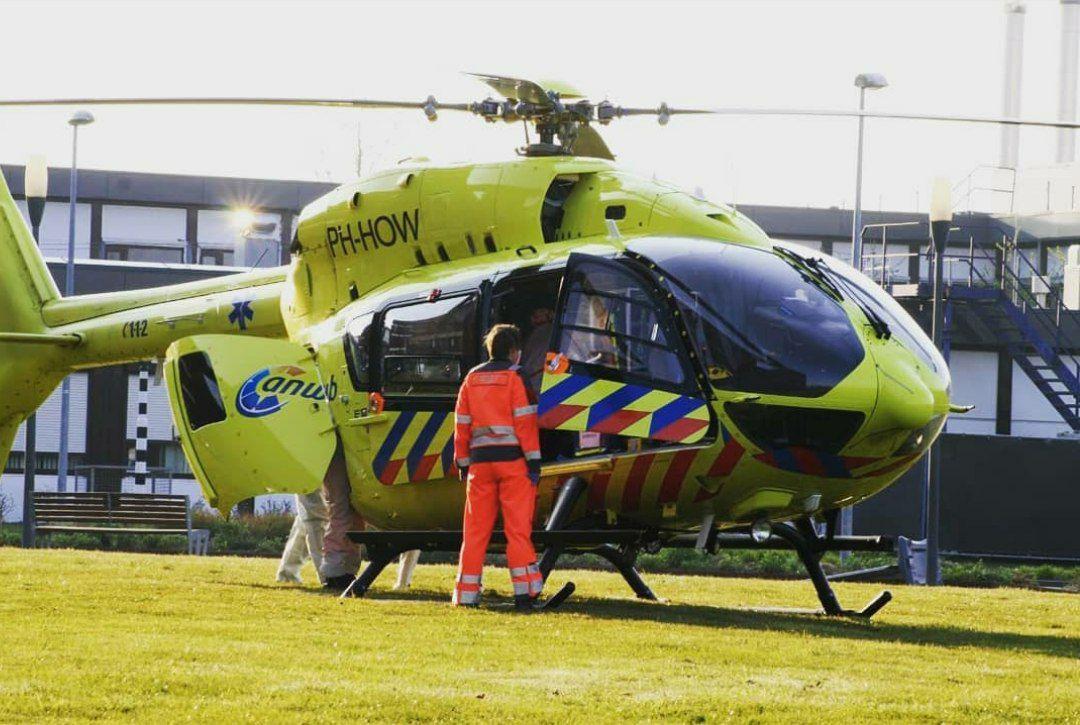 Corona-helikopter vliegt vanaf maandag weer
