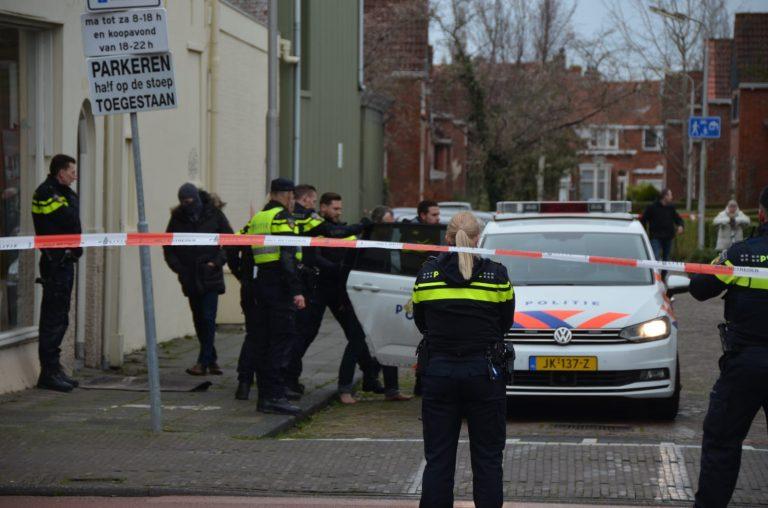Speciale eenheid haalt verwarde man uit woning in Leeuwarden