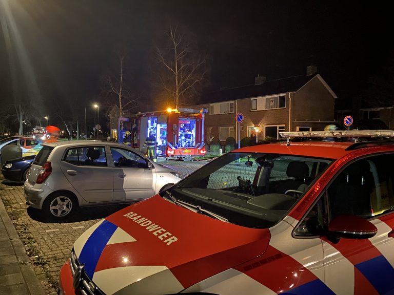Brandweer rukt uit voor aangebrande maaltijd in magnetron bij wooncomplex in Bolsward