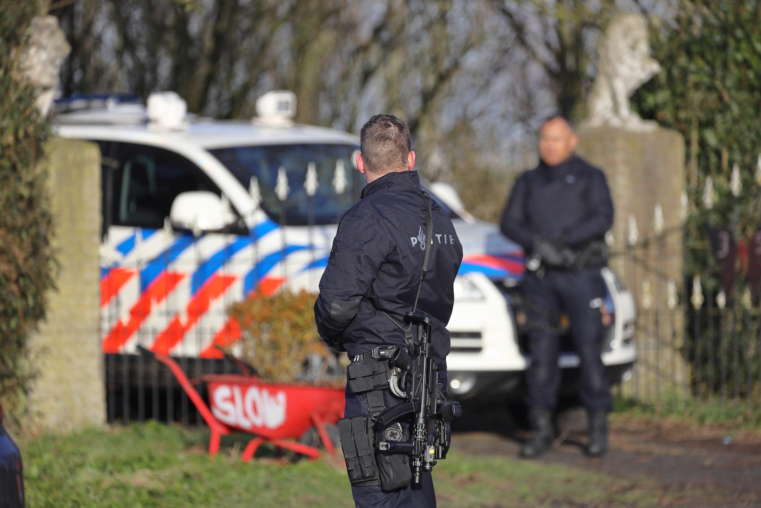 Twee aanhoudingen na vondst van drugslab in Kootstertille