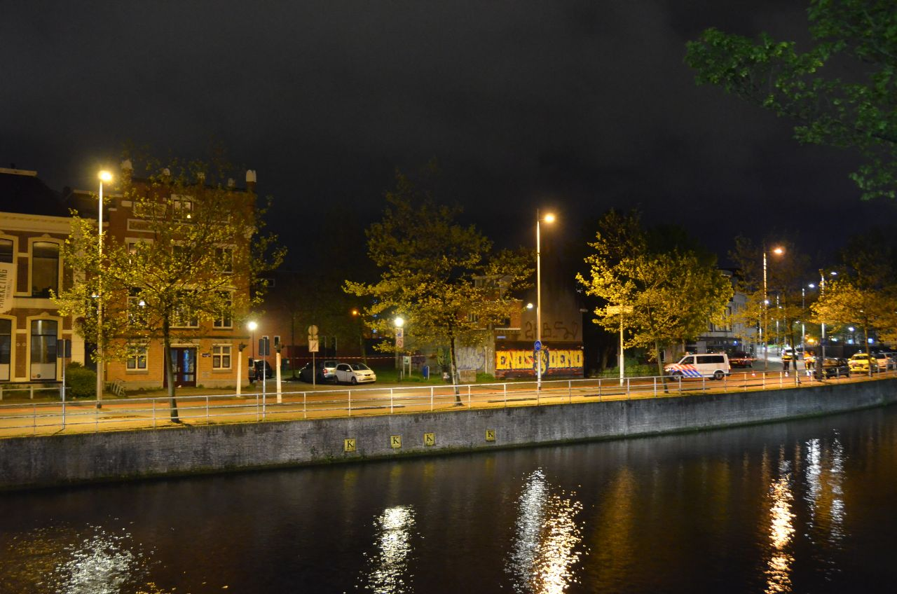 Explosieven Opruimingsdienst ingezet na verdacht pakketje in Leeuwarden