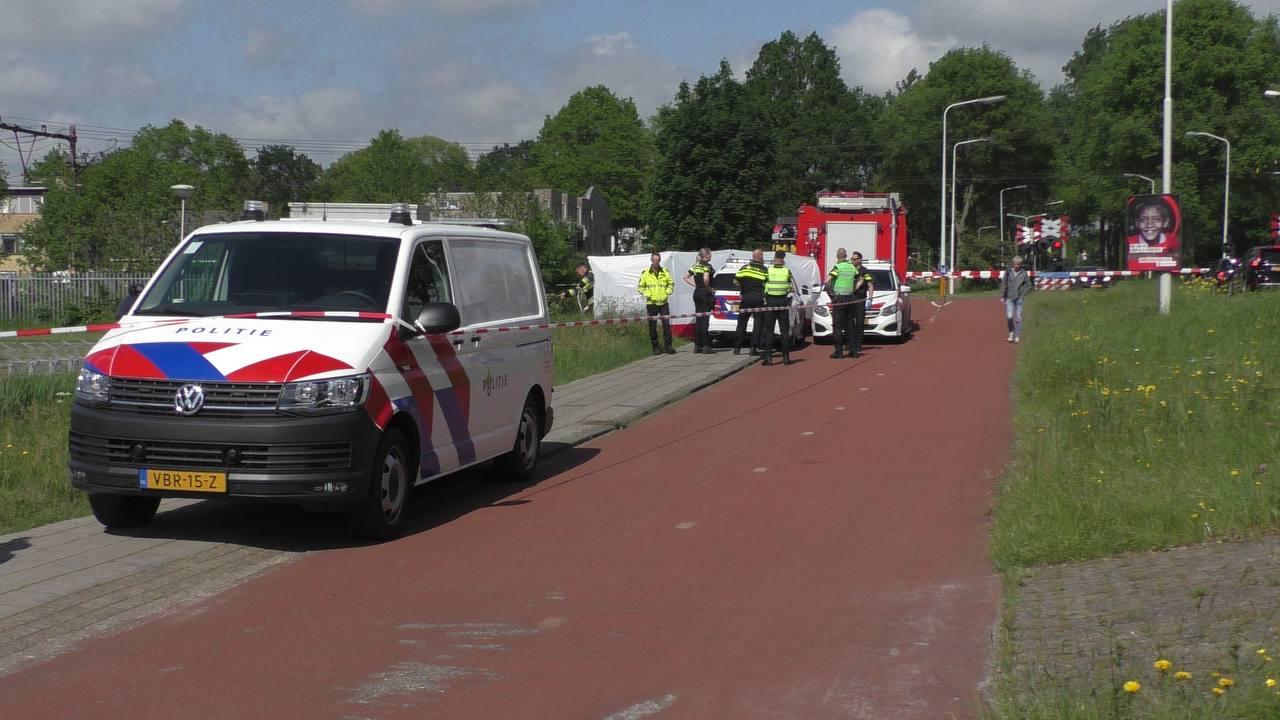 Overleden persoon aangetroffen in het water in Heerenveen