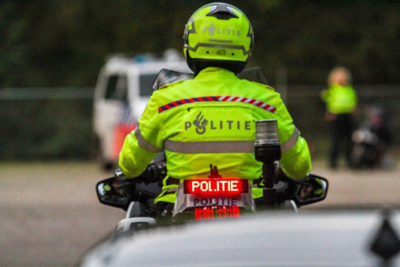 Veel boetes bij Grote verkeerscontrole bij Drachten